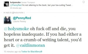 Penny Red Tweet