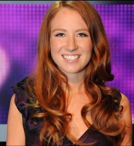 Chloe Take Me Out 2012