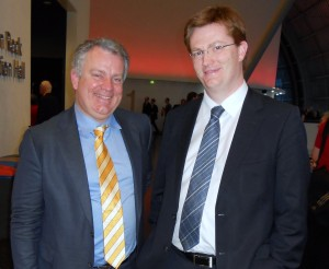 Peter Welch meets Danny Alexander