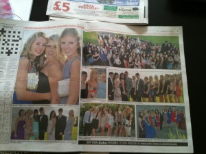 southend high school prom