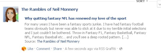 Rambles of Neil Monnery on Facebook