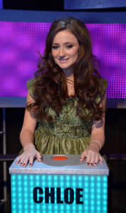 Chloe Take Me Out 2013