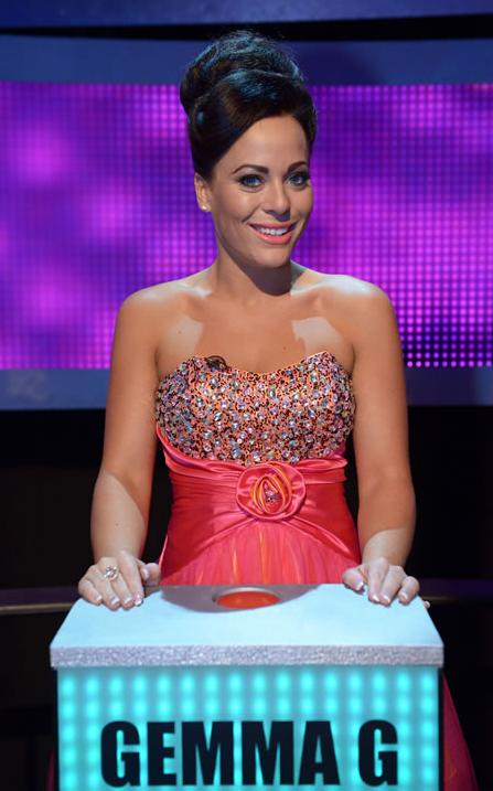 Gemma G Take Me Out 2013