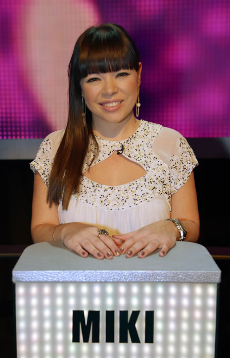 Miki Take Me Out 2013