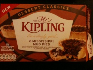 Mr Kipling's Mississippi Mud Pie Box