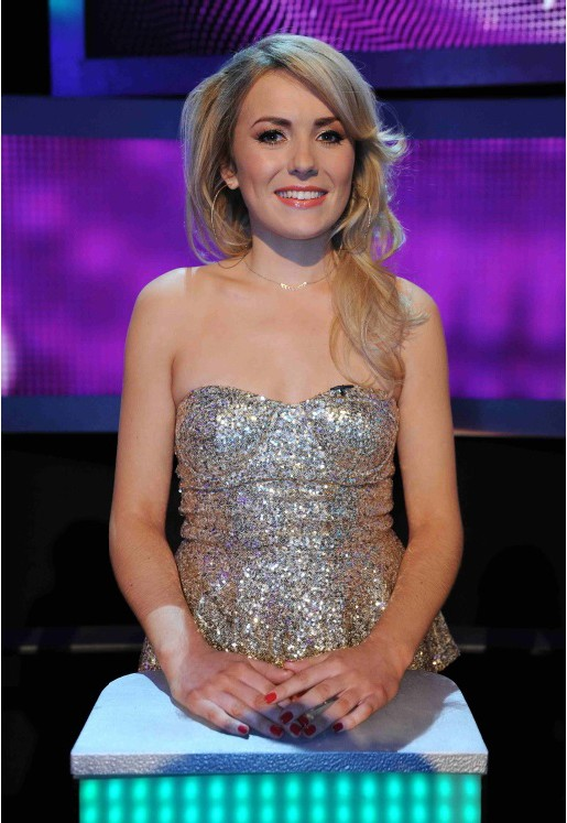 Amber Take Me Out 2014 ITV1