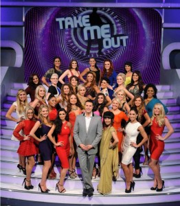Flirty Thirty Take Me Out 2014 ITV1
