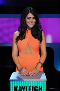 Kayleigh Take Me Out 2014 ITV1