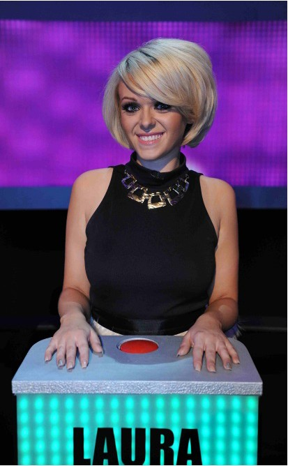 Laura Take Me Out 2014 ITV1