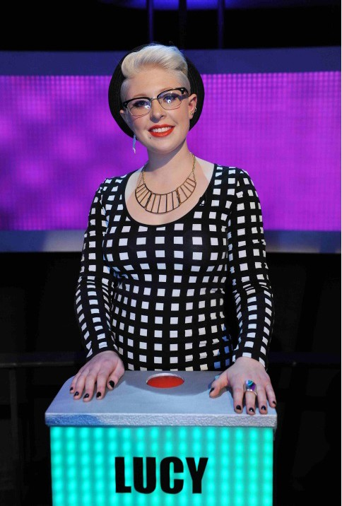 Lucy Take Me Out 2014 ITV1