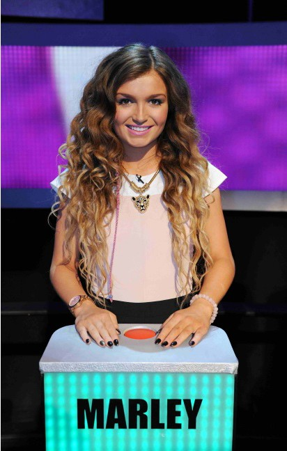 Marley Take Me Out 2014 ITV1