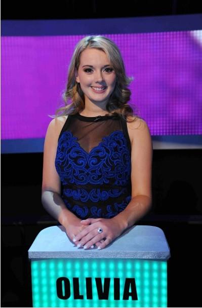 Olivia Take Me Out 2014 ITV1