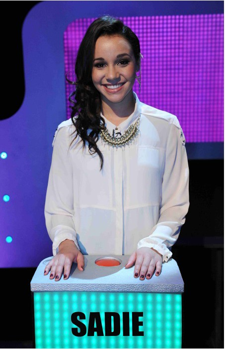 Sadie Take Me Out 2014 ITV1