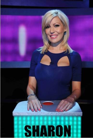 Sharon Take Me Out 2014 ITV1