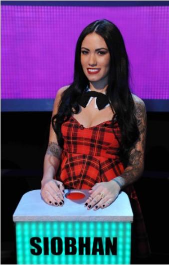 Siobhan Take Me Out 2014 ITV1