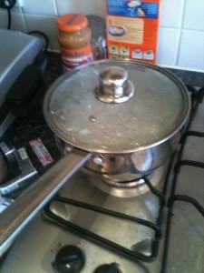 Basmati Rice Boiling
