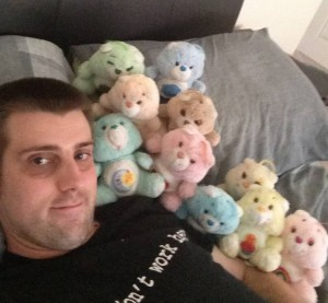 Care Bears & Neil